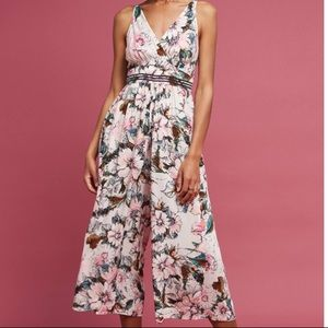 Tracy Reese Gwyneth Floral Jumpsuit